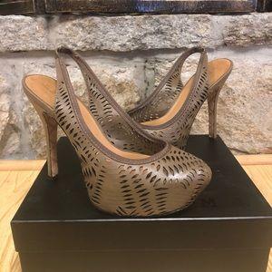 L.A.M.B heels 9.5